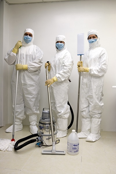 Clean Room Janitorial Services