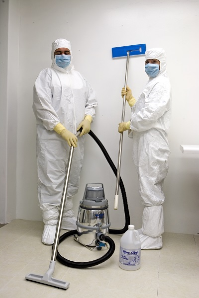 Janitorial Advanced Cleanroom Microclean
