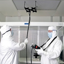 Cleanroom certification advanced cleanroom microclean for Air circulation in a room