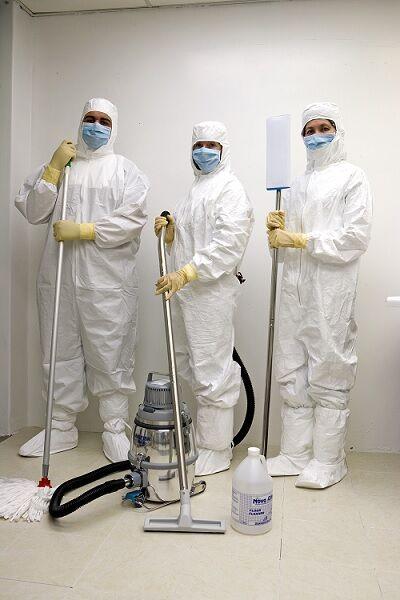 Gmp Cleanroom Cleaning Advanced Cleanroom